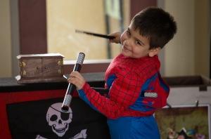 Toronto Pirate Kids Magician