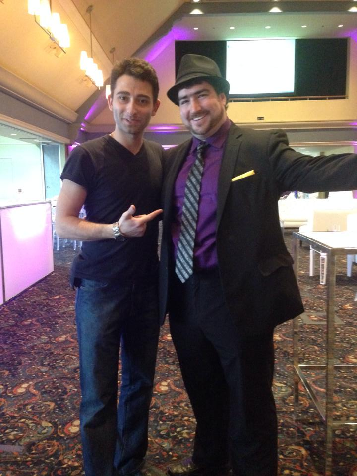 Toronto's Funny Magician