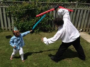 Toronto's Funny Pirate Kids Magician