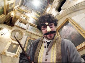 Barnacle Bart Magic Birthday Entertainer Toronto hogwarts harry potter