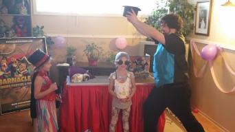 Barnacle Bart Magic Birthday Entertainer Toronto magician