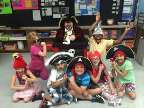 Barnacle Bart Magic Birthday Entertainer Toronto pirates