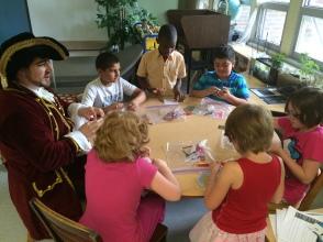 Barnacle Bart Magic Birthday Entertainer Toronto magic class teaching