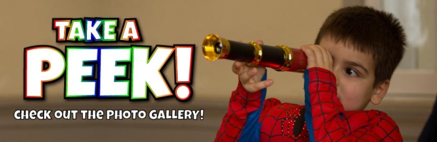 Barnacle Bart Magic Children's Birthday Entertainer Photo gallery