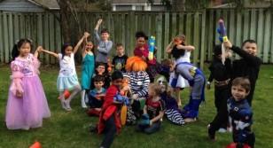 Barnacle Bart Magic Birthday Entertainer Toronto superheroes
