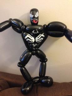 Barnacle Bart Magic Birthday Entertainer Toronto Venom Balloon