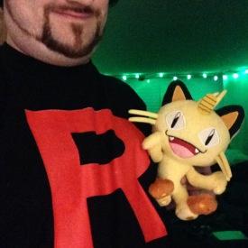 Barnacle Bart Magic Birthday Entertainer Toronto Pokemon Team Rocket Meowth