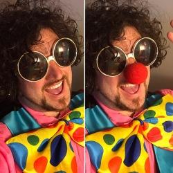 barnacle bart toronto fun magic clown