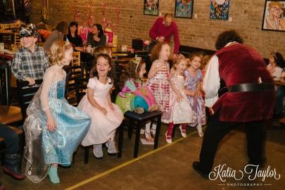 Barnacle Bart Magic Birthday Entertainer Toronto princess