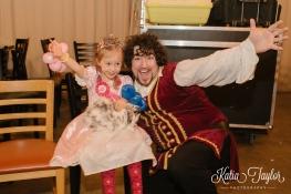 Barnacle Bart Magic Birthday Entertainer Toronto bunny princess