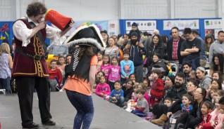 Barnacle Bart Magic Birthday Entertainer Toronto Kidapalooza Markham fair