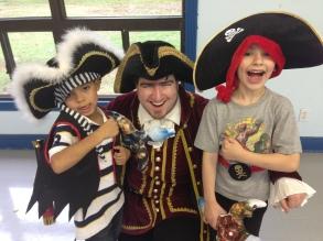 Barnacle Bart Magic Birthday Entertainer Toronto pirate